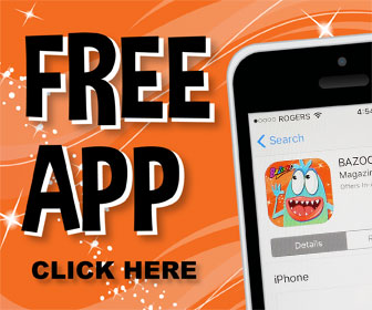 Download the BAZOOF! Free App